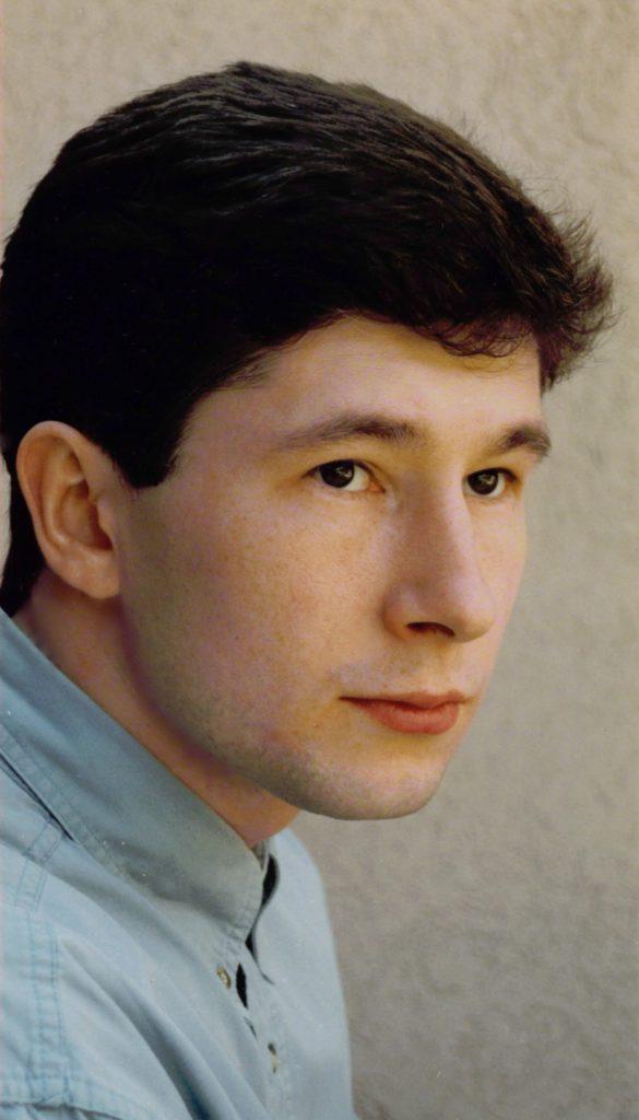 Anton Kudryavtsev Young